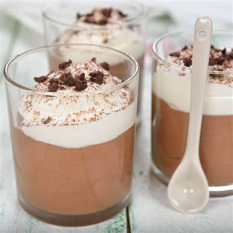 mousse au chocolat et mascarpone facile cuisine az