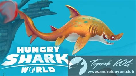 hungry shark world 0 8 0 android hile arşivleri android oyun club