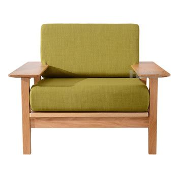 Wooden Simple Sofa by Simple Design Comfortable Living Room Furniture