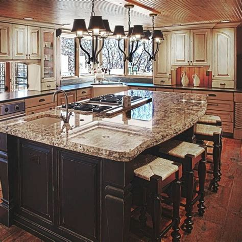 Kitchen Island Vent Ideas by Best 25 Island Stove Ideas On Stove In Island