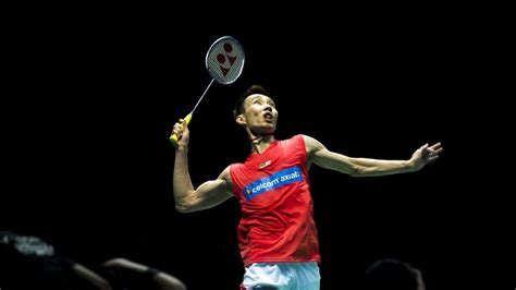 smash hit lee chong wei credited  fastest badminton shot  hong kong event south china