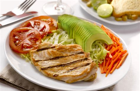si e de la rochelle comida nutritiva para bajar de peso