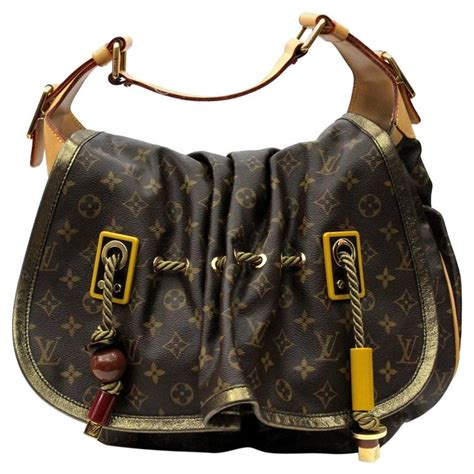louis vuitton kalahari shoulder bag limited edition  stdibs