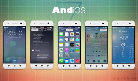 iphone themes for android ios 9 theme for android devices axeetech