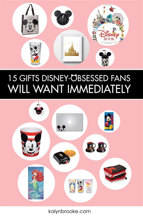 gifts for disney fans the 1 disney gift guide 15 affordable gifts for the