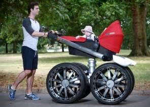 porsche design kinderwagen mega pram manly baby stroller hiconsumption
