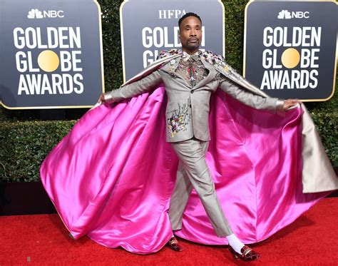 Billy Porter Wore Gown Oscars