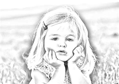 pencil drawing photoshop actions  premium