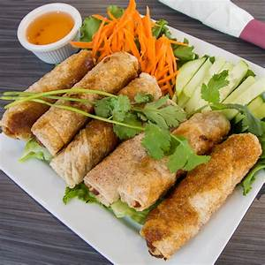Vietnamese Egg Rolls (6) - FuBelly