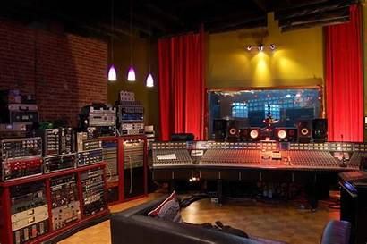 Studio Recording Backgrounds Wallpapers Mobile Desktop Pc