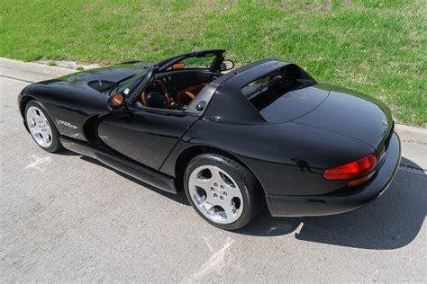 1999 Dodge Viper Fast Lane Classic Cars