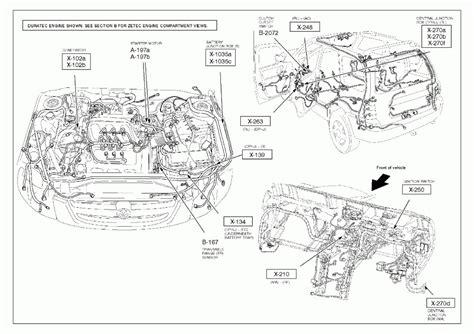 Groß Mazda B2200 Motordiagramm Ideen - Die Besten Elektrischen ...