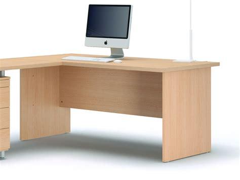 bureau avec retour bureau avec retour et caisson solano burolia