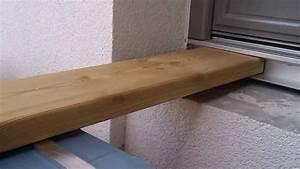 Terrasse Mit Holz : terrasse aus holz balkont re mit aluwinkel youtube ~ Whattoseeinmadrid.com Haus und Dekorationen