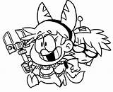 Loud Lisa Lana Coloring Pages Crossover Ratchet Clank Loudhouse Doodle Nick Template Tumblr Challenge Cartoon Right Enjoy sketch template