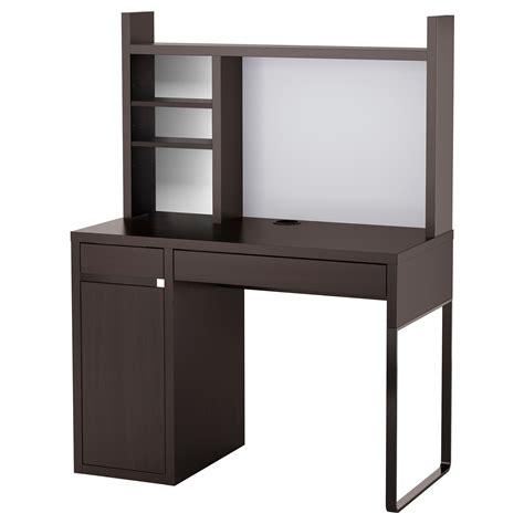 ikea micke desk black micke workstation black brown 105x50 cm ikea