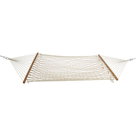 castaway hammocks cotton rope hammock reviews wayfair