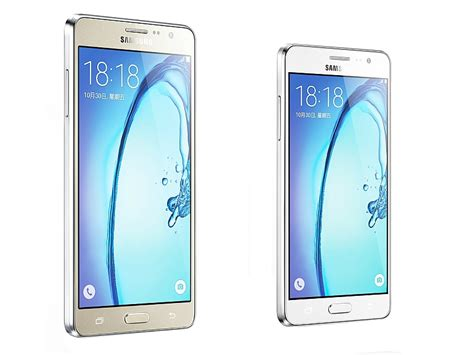 samsung galaxy on5 galaxy on7 with 4g lte support launched in india technology news