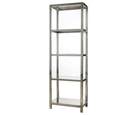 Stainless Steel Etagere by Stainless Steel Bookcase Etagere Furniture Collections