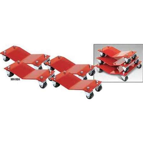 47376 Dolly Moving Promo Code by Auto Dolly Car Dollies 8 X 16 In 6000 Lb Pk4 M998001