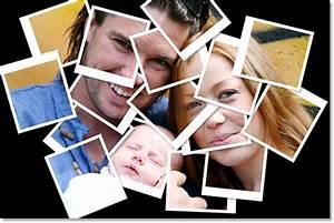 Montage Photo Photoshop : turn a photo into a collage of polaroids with photoshop ~ Medecine-chirurgie-esthetiques.com Avis de Voitures