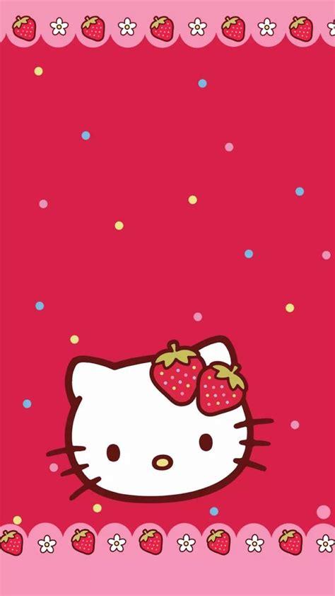 Hello Kitty Desk by Hello Kitty粉色系iphone7壁纸 高清手机壁纸图片大全 精品壁纸站