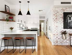 U, Shaped, Kitchen, Designs, And, Ideas