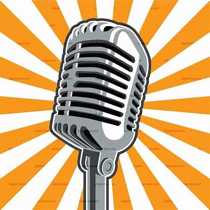 Clipart Microphone Radio Recording Clip Clipground Panda
