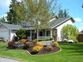 how to landscape front yard what s the roi on diy only in arkansas