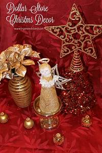 Dollar, Store, Christmas, Decorations