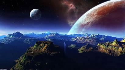 Space Wallpapers Desktop Cool Laptop Pc Outer