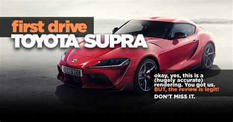toyota supra review  drive