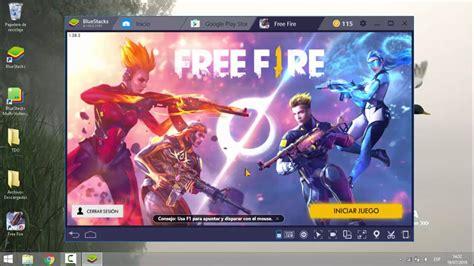 Si tuvieras que elegir el mejor juego battle royale del. Descargar e Instalar free fire para pc 2019 - YouTube
