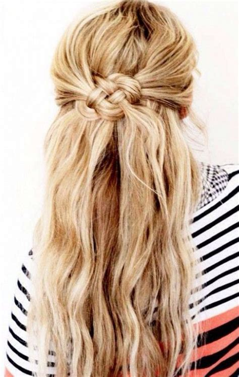 simple up hair styles step by step 10 easy hairstyles which can be done in 9057