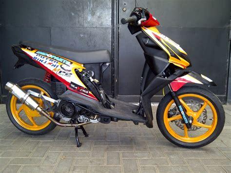 Motor Road Race Yamaha Vixion by Kumpulan Gambar Modifikasi Honda Beat Ala Road Race