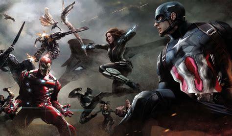 Captain America Civil War 2016 Wallpapers Ultra Hd