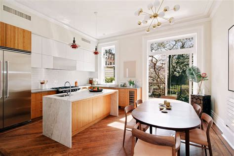 www kitchen designs a park slope brownstone gets a modern renovation inhabit 1676