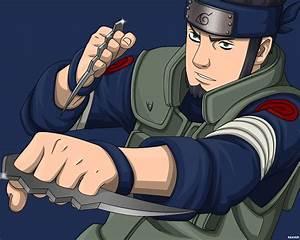 Asuma Sarutobi Leader | Naruto-shippuden-wallpapers