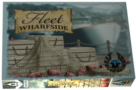 Fleet one offers a card designed to help keep your drivers on the road and ensure you've got the reports you need come tax time. Fleet Wharfside - The exciting new Fleet card game! by Matthew D Riddle — Kickstarter