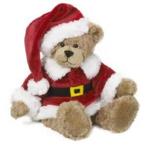 teddy bears santa teddy bears merry chritmas happy new year