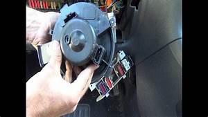 Cambio  Sostituzione Motore Del Ventilatore  Soffiatore Di