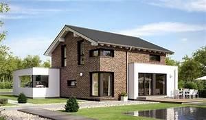 Modernes Haus Satteldach : modernes einfamilienhaus mit satteldach und klinker ~ A.2002-acura-tl-radio.info Haus und Dekorationen