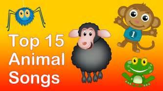 Top 50 Hit Nursery Rhymes by Top 20 Animal Nursery Rhymes 20 Mins Compilation Of