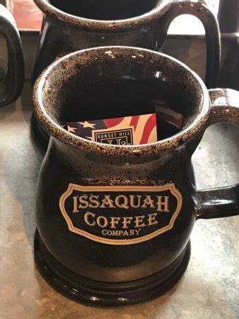 You'll find your usual selection of espresso beverages including some blended selections. Issaquah Coffee - Picture of Issaquah Coffee Company - Tripadvisor