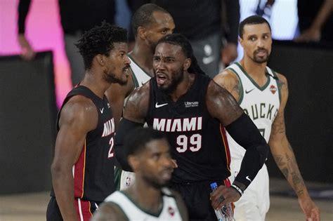Milwaukee Bucks vs. Miami Heat Game 4 FREE LIVE STREAM (9 ...