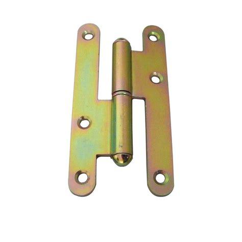 rondelle pour gond de porte paumelle acier pour porte l 110 x l 55 mm leroy merlin