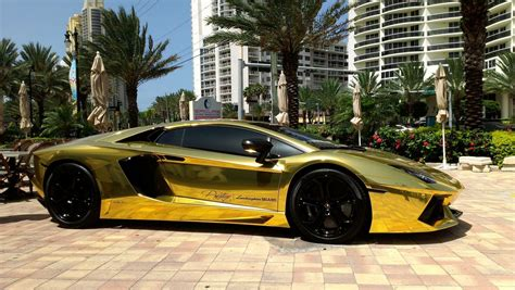 uae unveils world s most expensive car gold and diamond