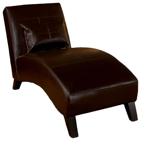 leather chaise lounge chairs indoors brisbane curved lounge chair in brown leather