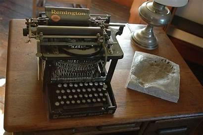 Typewriter Antique Remington Kerouac Jack Ultimo Beatnik