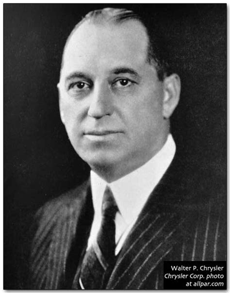 Walter P Chrysler by Walter P Chrysler S Early Years Roots Of Chrysler Canada